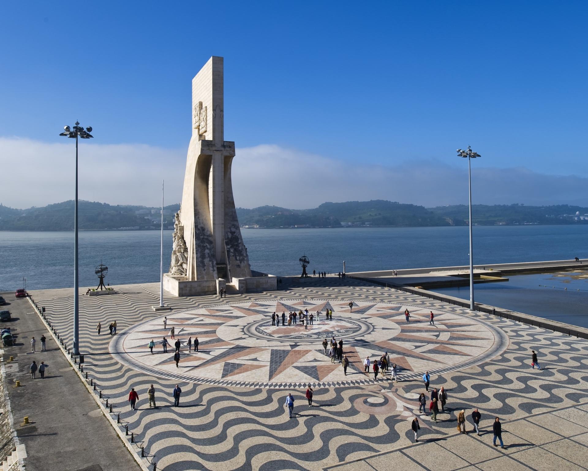 Padrao e zona Ribeirinha de Lisboa