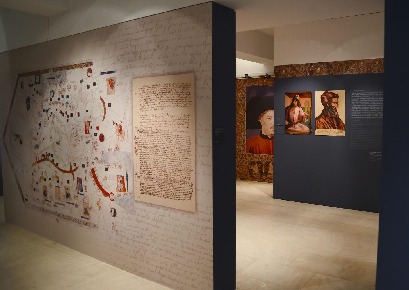 Foto de José Frade da exposição Infante D. Henrique